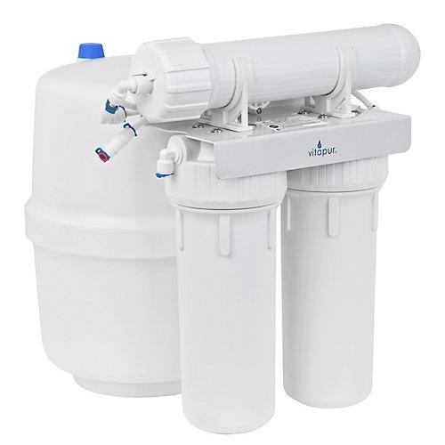 VRO-3U Système de traitement à osmose inverse à trois étapes