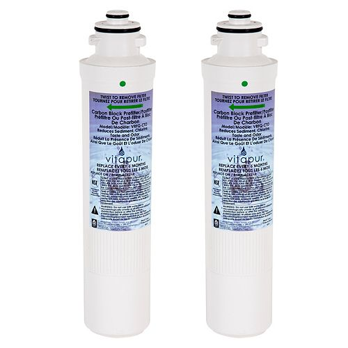 Filter Kit for VFK-1Q System - 1 year supply includes 2 filters