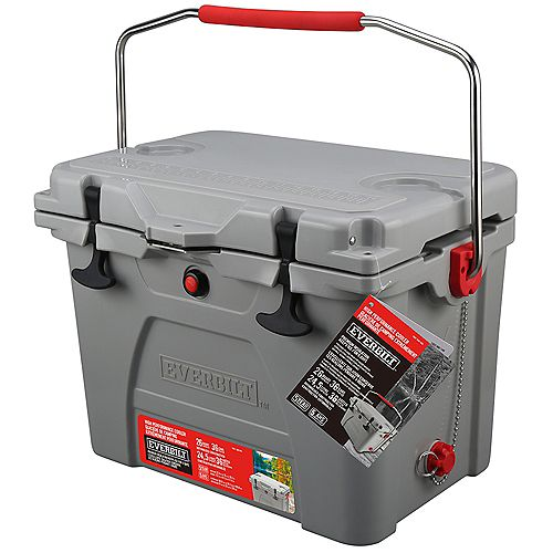 26-Quart Capacity High Performance Cooler