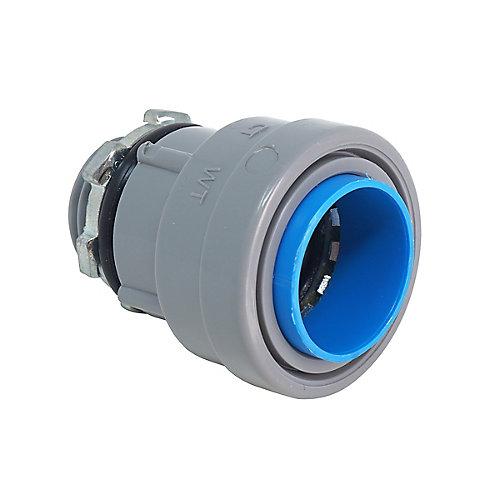Adaptateur mâle SIMPush PVC-CIC 3/4po