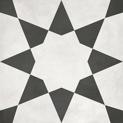 Artisano Stella 8-inch x 8-inch Porcelain Tile