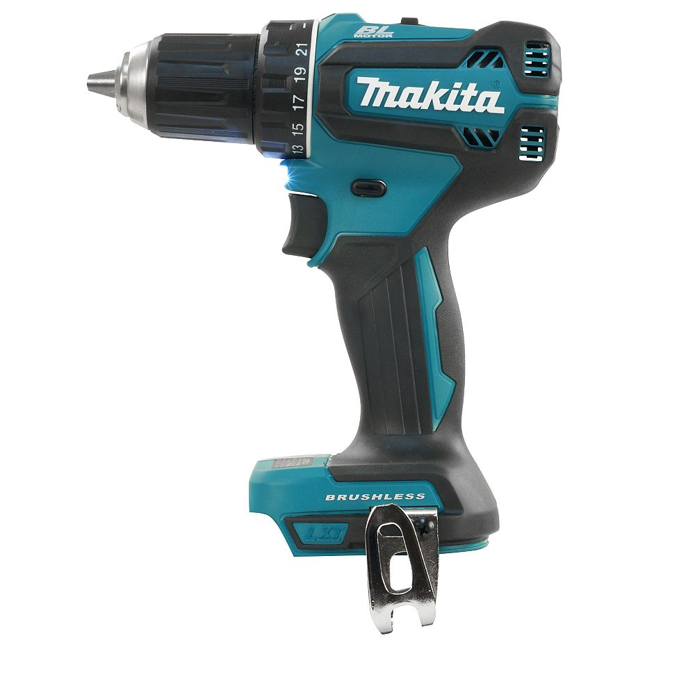 MAKITA 18V LXT Brushless 1/2 inch Driver Drill (Tool Only)