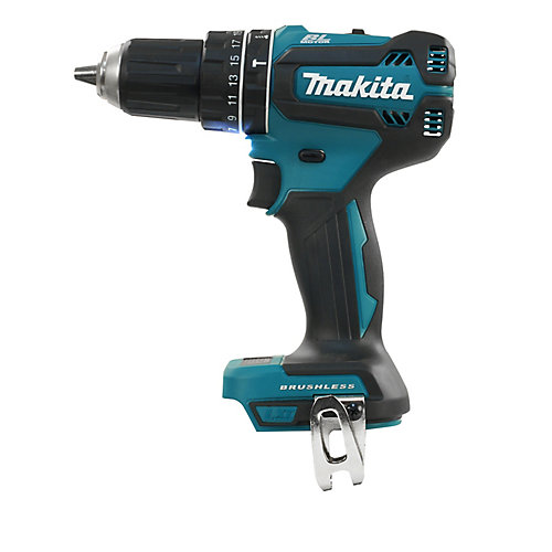 18V LXT Brushless 1/2 inch Hammer Driver Drill (Tool Only)