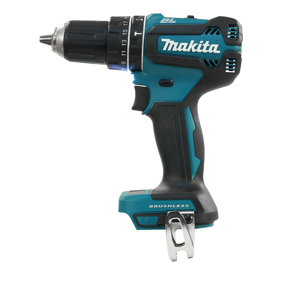 MAKITA 18V LXT Brushless 1/2-inch Hammer Driver Drill (Tool Only)