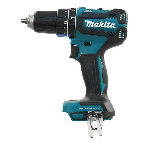 18V LXT Brushless 1/2-inch Hammer Driver Drill (Tool Only)