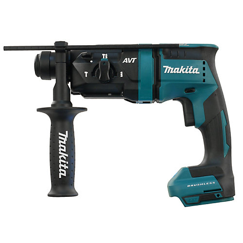 18V LXT Brushless Rotary Hammer (Tool Only) AWS