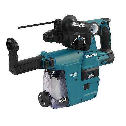 MAKITA 18V LXT Brushless 15/16 inch Rotary Hammer w/DX06 (Tool Only)