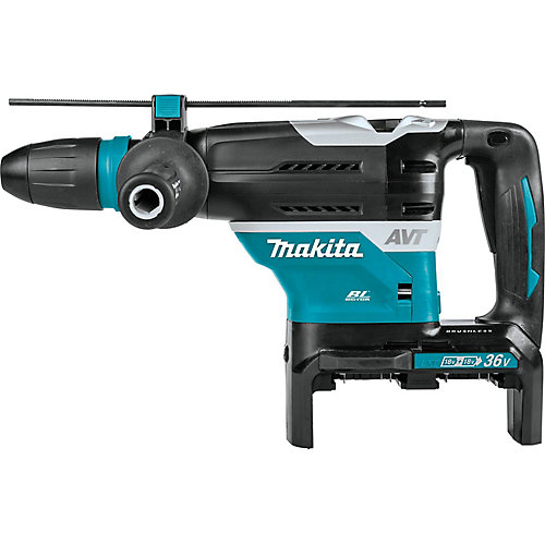 18Vx2 LXT Brushless 1-9/16 inch Rotary Hammer w/Case (Tool Only)