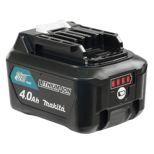 MAKITA Batterie Bl1041 Bli-Ion Max Cxt 12V Avec Jauge D'Energie