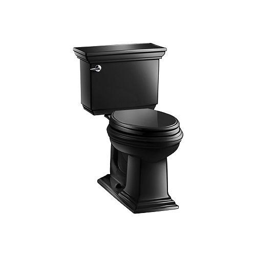 KOHLER Comfort Height(R) two-piece elongated 1.6 gpf toilet