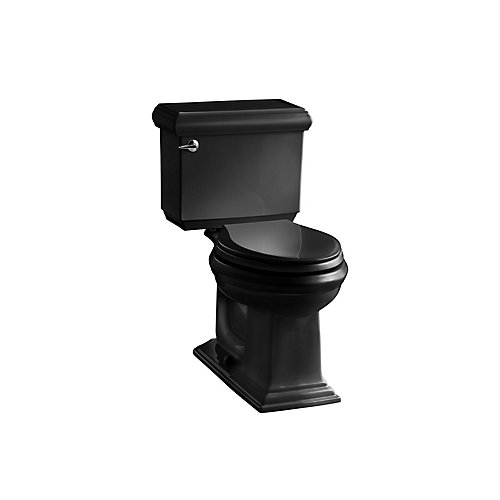 Comfort Height(R) two-piece elongated 1.6 gpf toilet