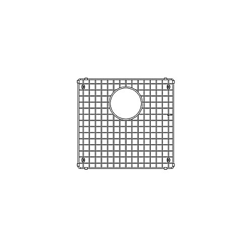 "QUATRUS Sink Grid (15 1/2"" X 14 1/2""), Stainless Steel"