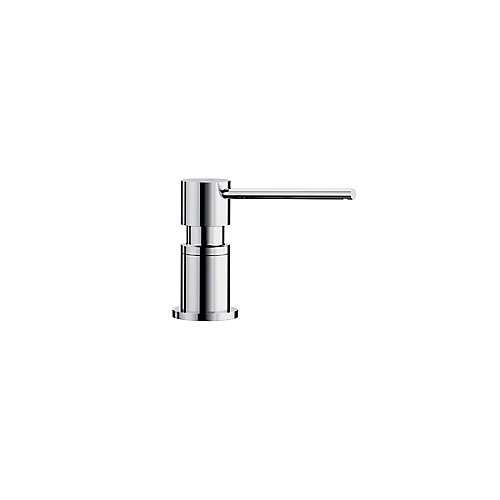 LATO soap dispenser, Chrome