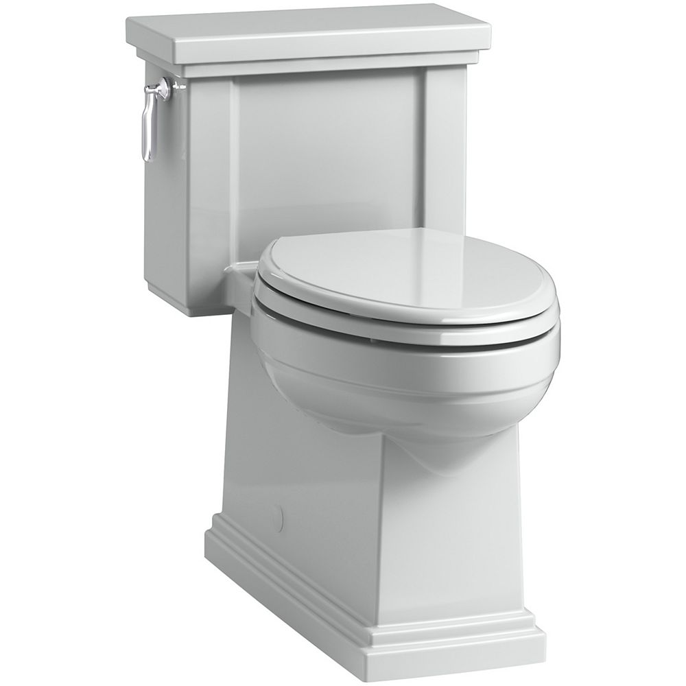 KOHLER Comfort Height(R) one-piece compact elongated 1.28 gpf toilet