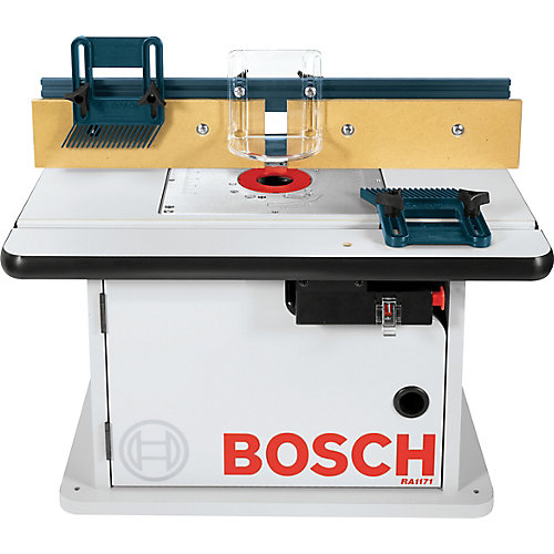 Laminated Router Table