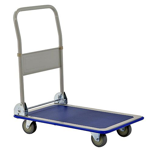 Heavy Duty 330 lb. Capacity Folding Platform Cart
