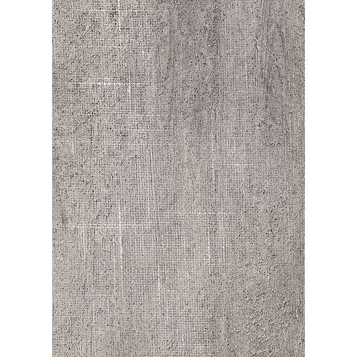 Concrete Oak 12mm Thick x 7.56-inch Wide x 50.67-inch Length Water Resistant Laminate flooring (15.96 sq. ft.)
