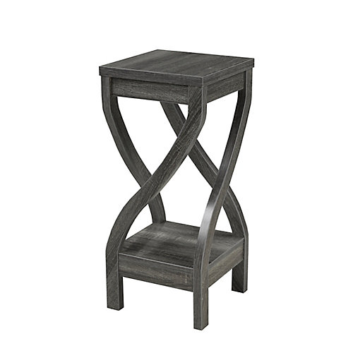 Plant Stand, Grey