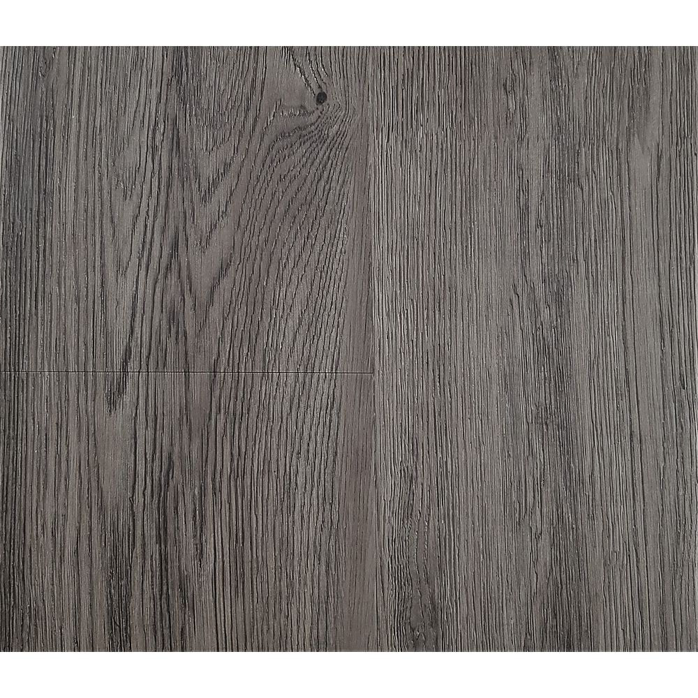 Goodfellow Naples Fairview 7-inch x 48-inch Textured Vinyl Plank Flooring  (51.34 sq. ft. / case)