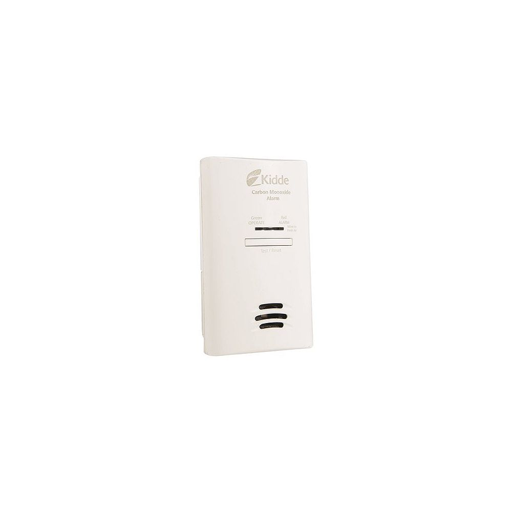Kidde Plug-In Carbon Monoxide Detector With Aa Battery Backup