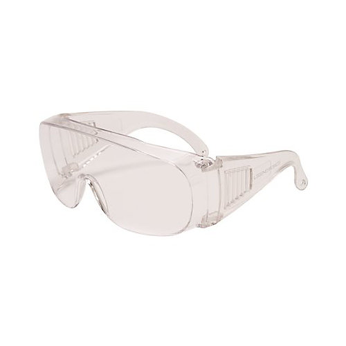 Legendforce Hard Coated Safety Glasses, Clear, 12 Per Box