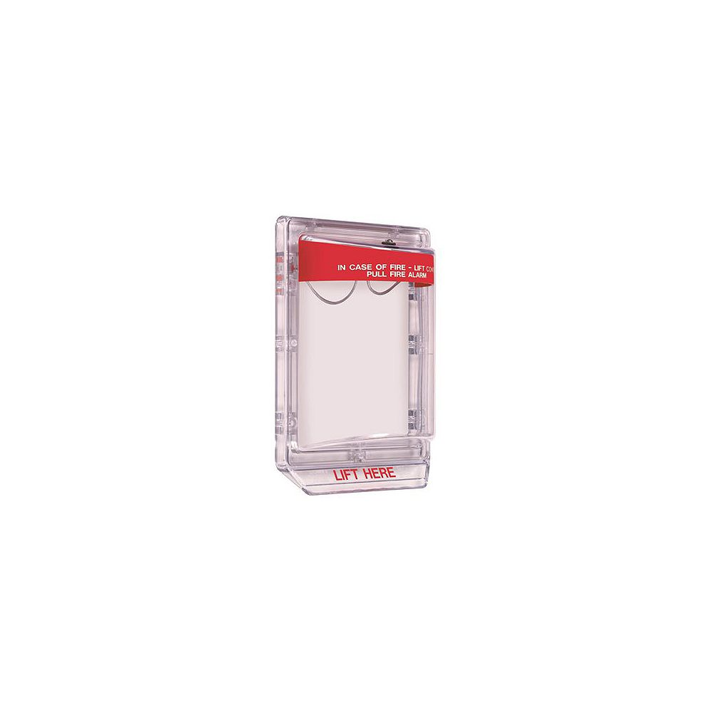 Safety Technology Fire Alarm Pull Station Guard
