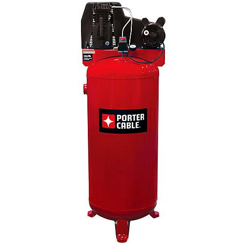 Compresseur d'air électrique vertical fixe 227L