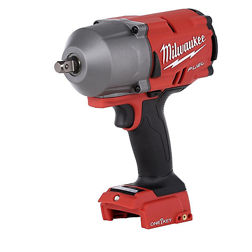 M18 FUEL ONE-KEY Lithium-Ion Brushless Cordless 1/2 -inch Impact Wrench w/ Pin Detent (Tool-Only)