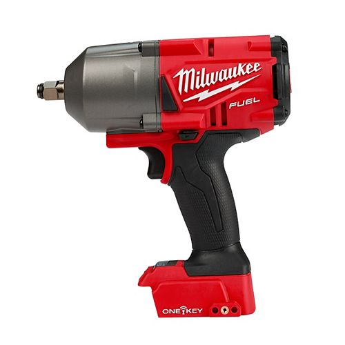 M18 FUEL ONE-KEY 18V Li-Ion Brushless Cordless 1/2-inch Impact Wrench w/Friction Ring (Tool Only)
