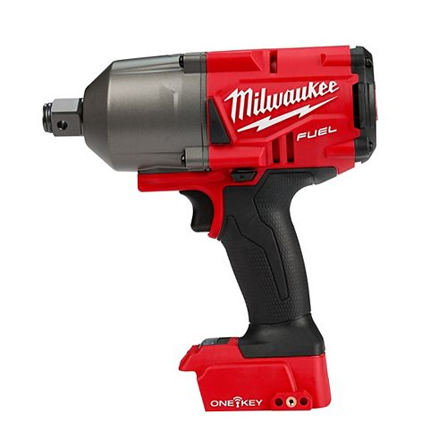 M18 FUEL ONE-KEY 18V Li-Ion Brushless Cordless 3/4-inch Impact Wrench w/Friction Ring (Tool Only)