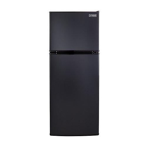 10.3 cu. ft. 290L Solar DC Top Freezer Refrigerator Danfoss/Secop Compressor in Black