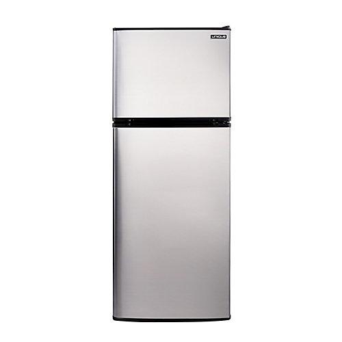 10.3 cu. ft. 290L Solar DC Top Freezer Refrigerator Danfoss/Secop Compressor in Stainless Steel