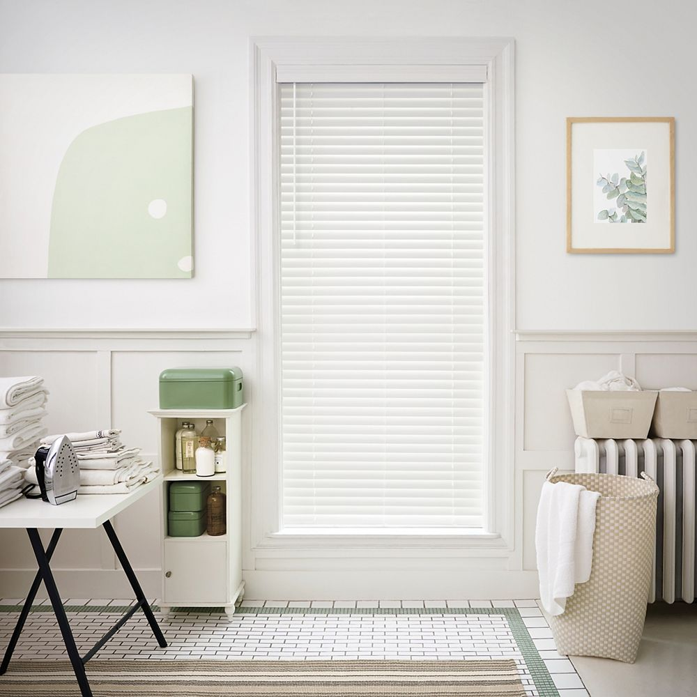 Myblinds Faux Wood The Home Depot Canada