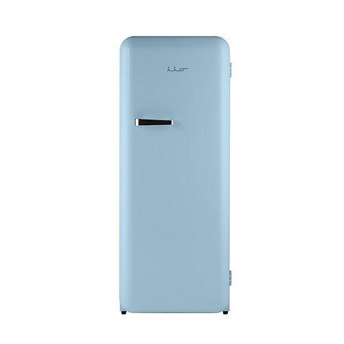 Chambers Vintage Series 10 cu. ft. Single-Door Retro Top Freezer Refrigerator in Sky Blue