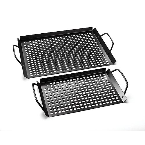 Grill Grids, Nonstick, Set of 2