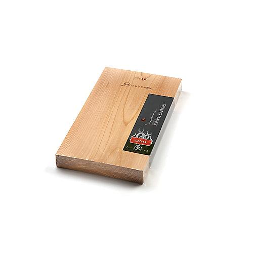 Cedar Grilling Planks, Set of 4