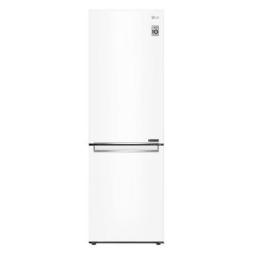 Réfrigérateur à congélateur inférieur de 24 po de largeur et de 12 pi3 en blanc, format appartement, profondeur du comptoir - ENERGY STAR® (en anglais seulement)