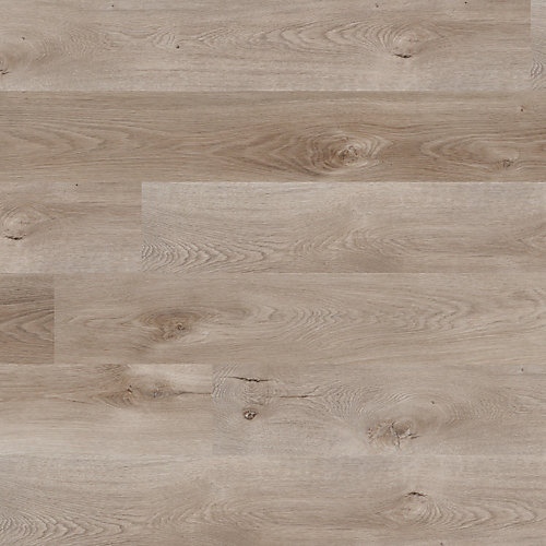 Dayhawk Gray 7-inch x 42-inch Rigid Core Luxury Vinyl Plank Flooring (24.9 sq. ft. / case)