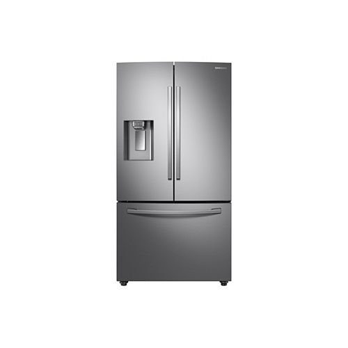 36-inch W 28 cu.ft. French Door Refrigerator in Fingerprint Resistant Stainless Steel, Standard Depth - ENERGY STAR®
