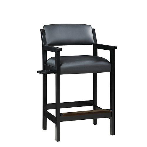 Cambridge Spectator Chair - Black Finish