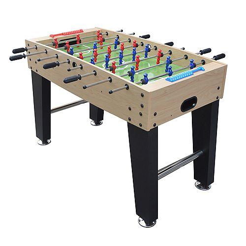 Metropolis 48-in. Foosball Table - Maple