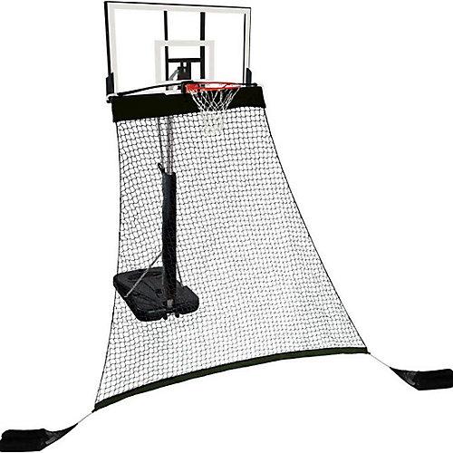 Rebounder Basketball Return System for Shooting Practice