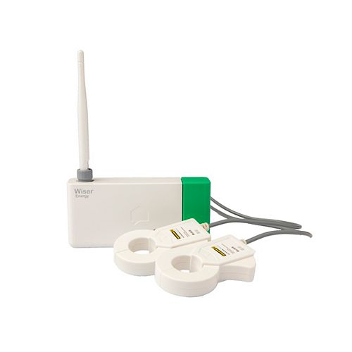 Square D Wiser Energy Smart Home Monitoring