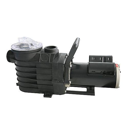48S 2SP, 2HP In Ground Pool Pump, 3100-7200 GPH, 230V