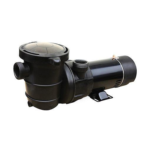 Pro II 3/4HP Above Ground Pool Pump 2-Speed 2160-4920 GPH