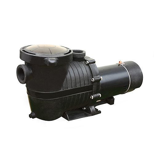 Pro 1.5HP In Ground Pool Pump 5280GPH, 115V, 62-ft Max Head