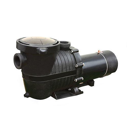 Pro II 1HP In Ground Pool Pump 2-Speed 2280-5040 GPH, 230V