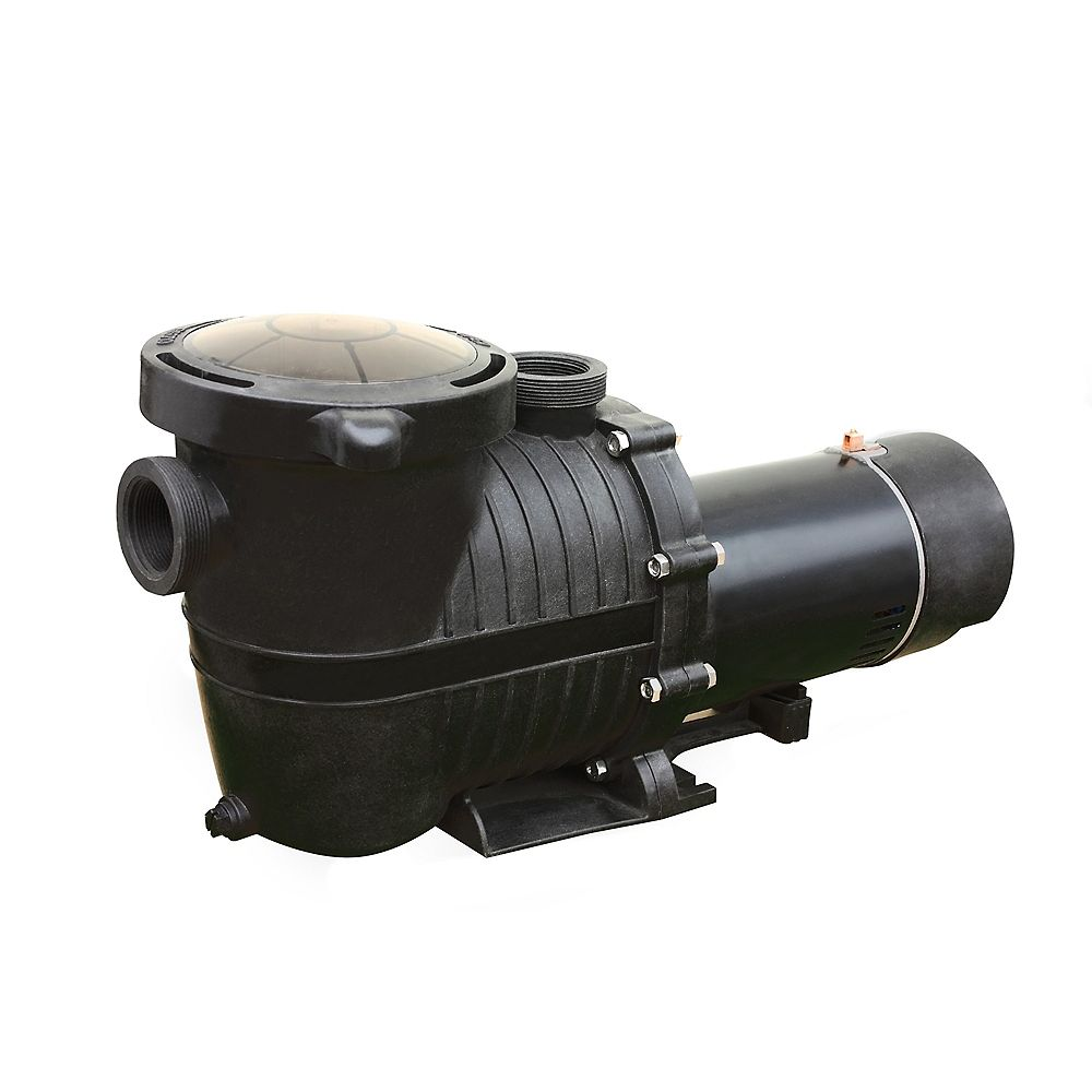 FlowXtreme Pro II 2HP In Ground Pool Pump 2-Speed 2880-6300 GPH 230V
