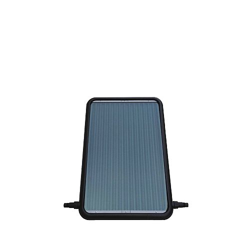 21-in Solar Flat-Panel Heater for AG Swimming Pools