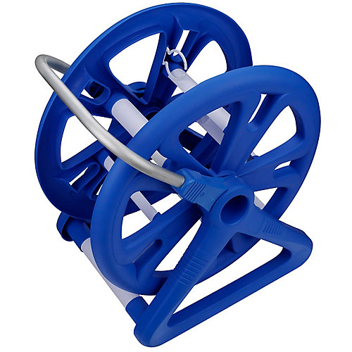 Aluminum Vacuum Hose Reel for Swimming Pools for up to 42-inch Hoses